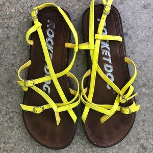 Rocketdog Sandals Size 8